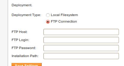 Deploy remoto vía FTP con MCM 2 en Magento