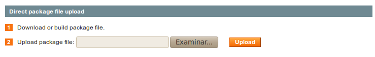 Carga manual de extensiones en MCM 2 en Magento