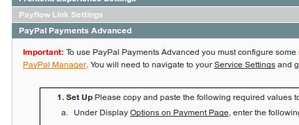 PayPal recibe también actualización