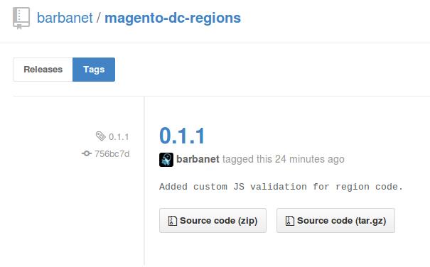 Versión 0.1.1 de Dc_Regions para Magento