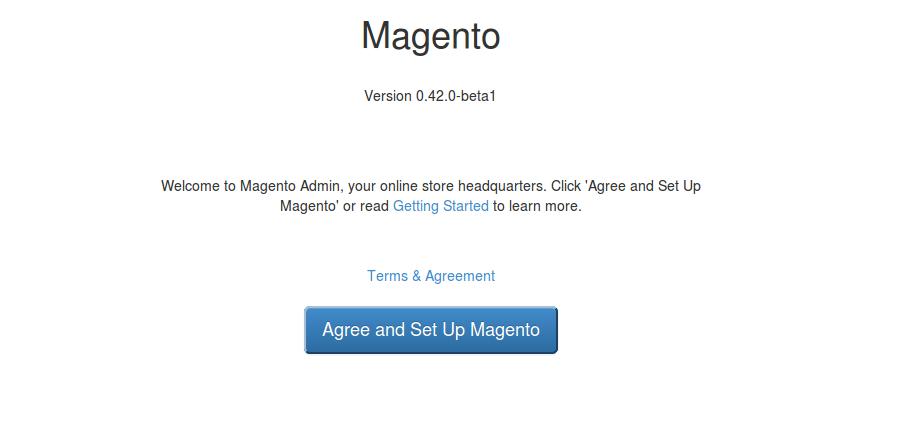 Instalador Magento2