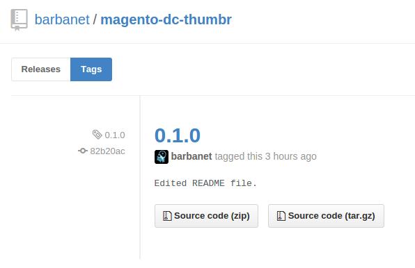 Versión 0.1.0 de Dc_Thumbr en GitHub
