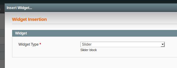 Dc_Slider widget