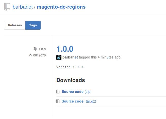 Dc_Regions 1.0.0 para Magento