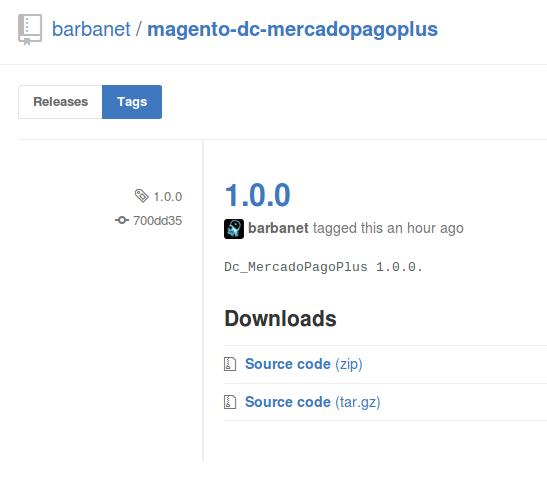 Dc_MercadoPagoPlus 1.0.0 para Magento