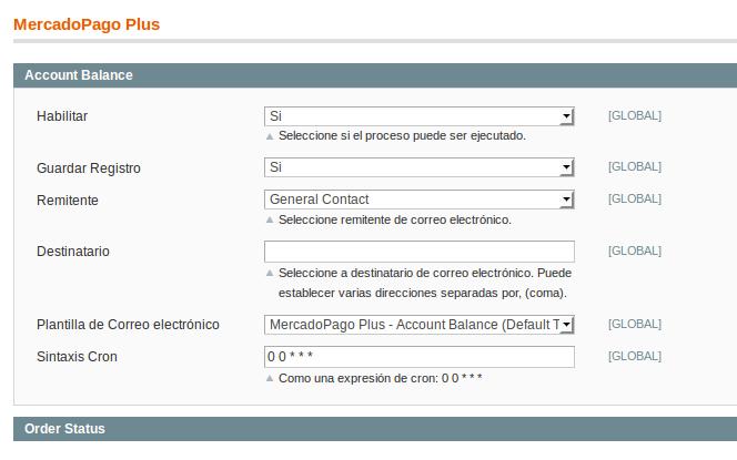 Configuración de Dc_MercadoPagoPlus