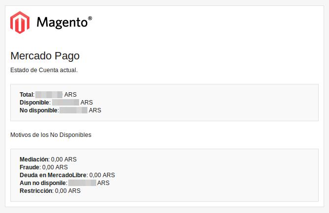 Email de estado de cuenta de Dc_MercadoPagoPlus