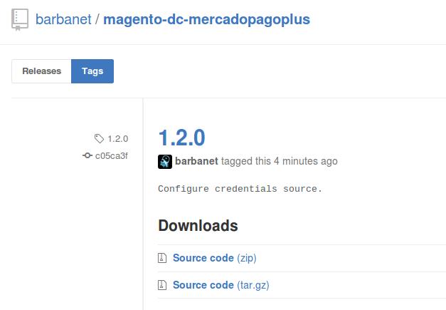 Dc_MercadoPagoPlus 1.2.0 para Magento