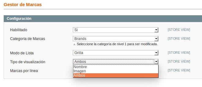 Nueva opción de configuración para Dc_BrandManager