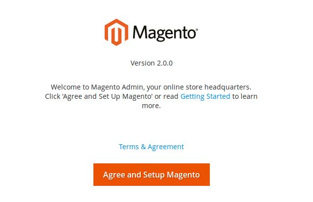 Instalación de Magento2