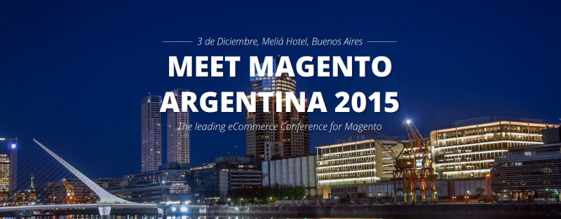 Meet Magento Argentina 2015