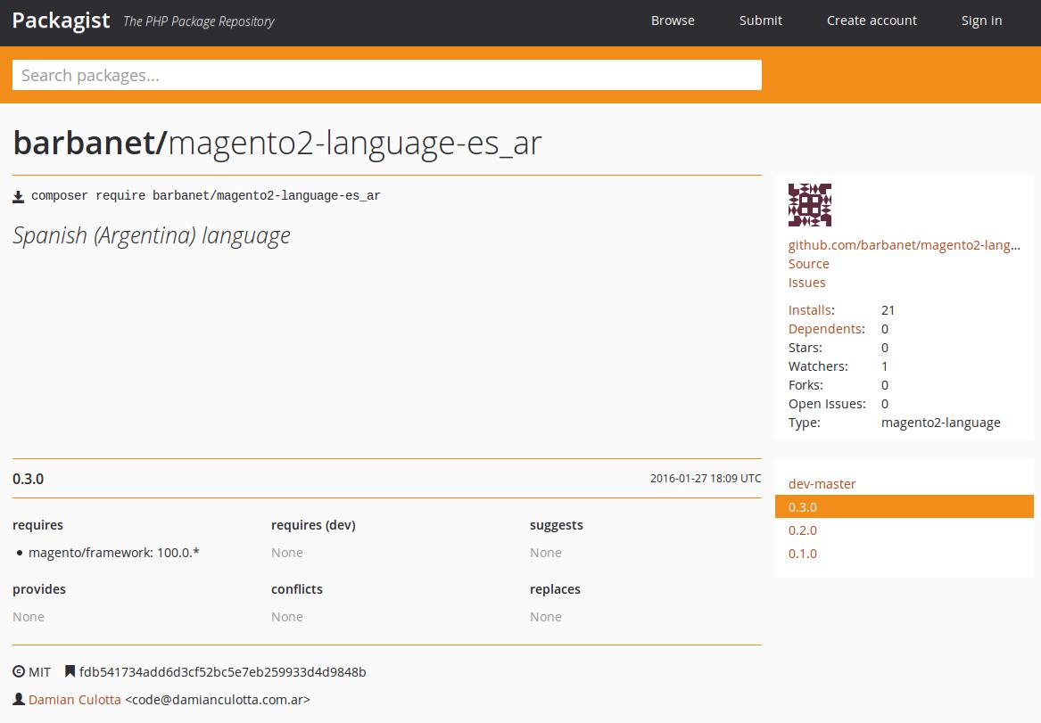 Barbanet_Es_Ar para Magento2