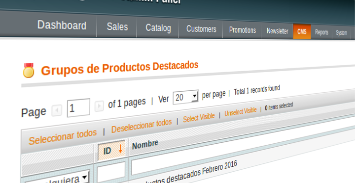 Dc_FeaturedProduct para Magento