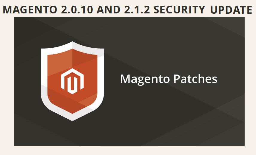 Magento 2.0.10 y 2.1.2