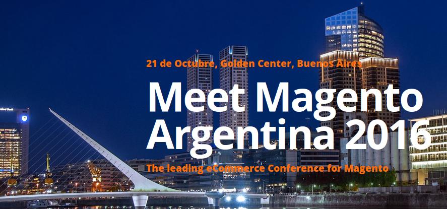 Meet Magento Argentina 2016
