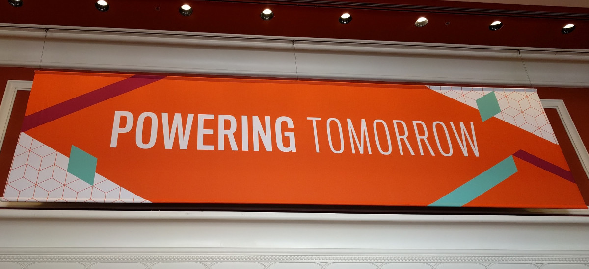 Magento Powering tomorrow