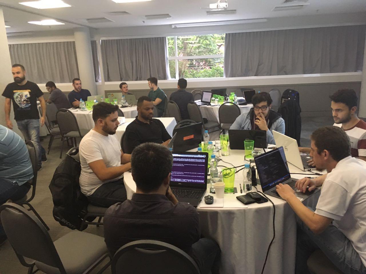Hackatón Meet Magento Brazil 2017