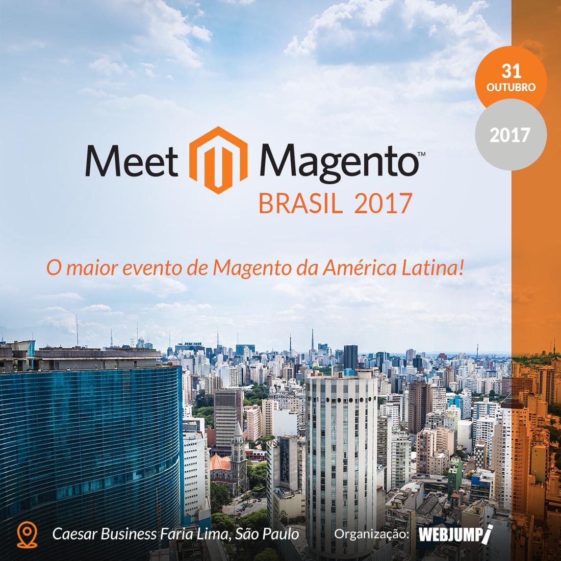 Meet Magento Brazil 2017