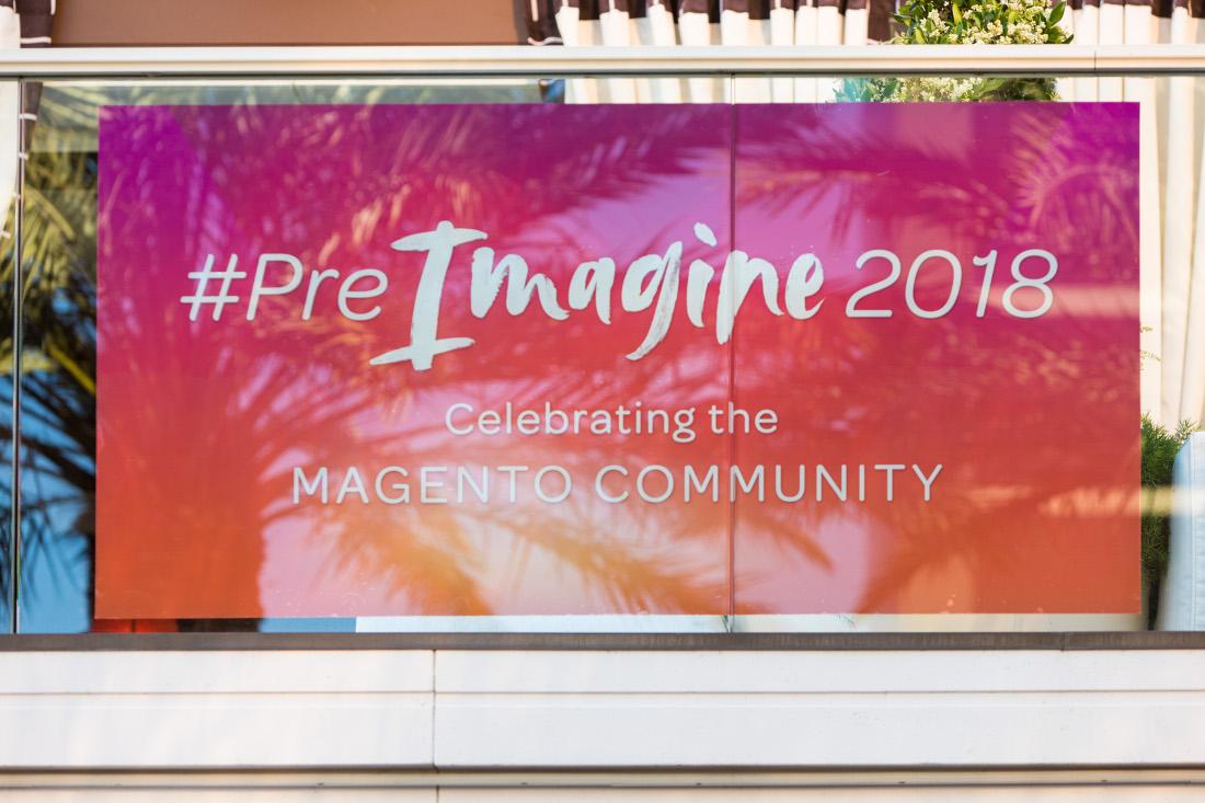 Magento PreImagine 2018