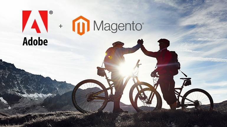 Adobe y Magento